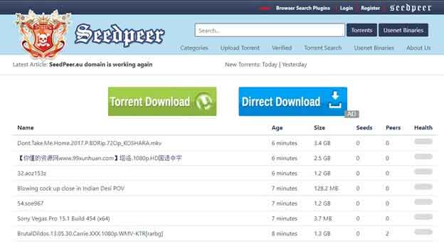 kickass torrents unblocked