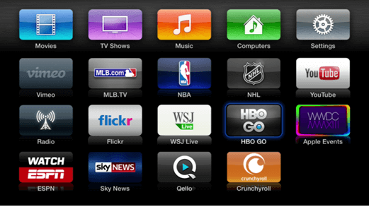 how to setup apple tv vpn