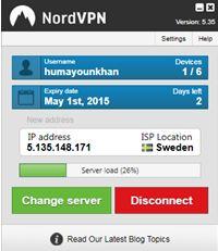 NordVPN Review -bestvpnprovider.com