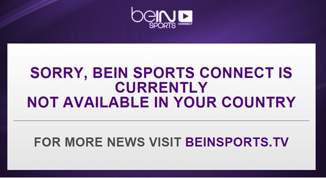 How to watch beIN sports.
