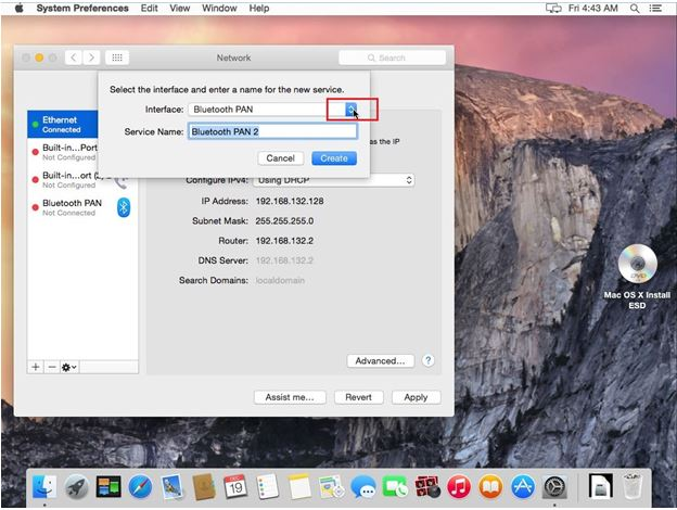 How to setup VPN on Mac