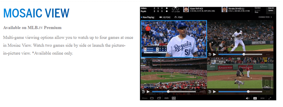 how to watch mlb game of the day
