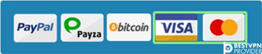 vpnarea payment methods review