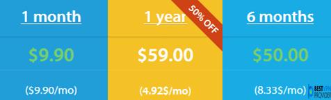 vpnarea pricing review