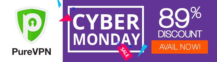 CyberMonday vpn deals
