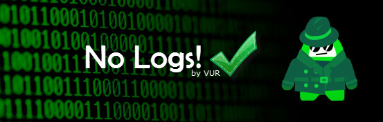 Logless VPN