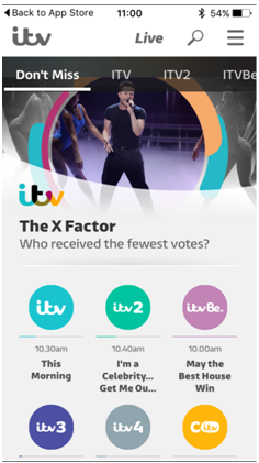how to unblock itv in UK