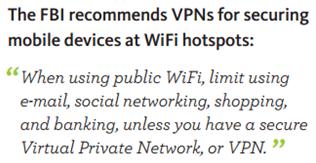 Private Wifi hotspot