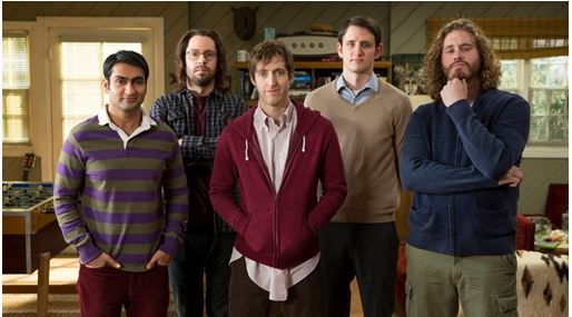 watch silicon valley on hbo go