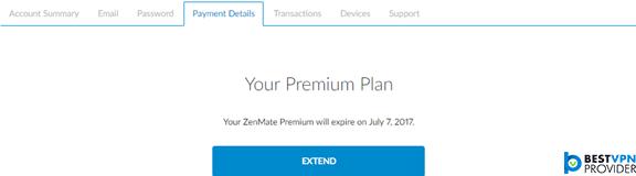 zenmate premium plan
