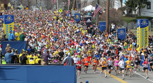 How to Watch 2016 Boston Marathon Online