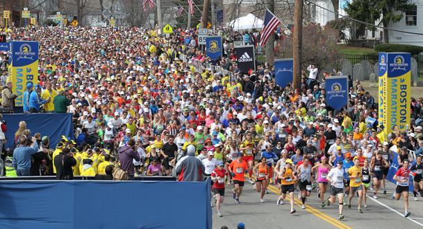 How to Watch 2016 Boston Marathon Online