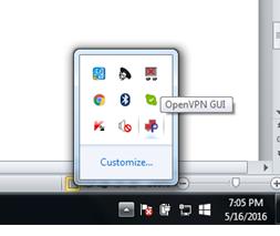 how to setup openvpn for windows