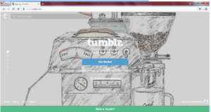 how to use tumblr in china