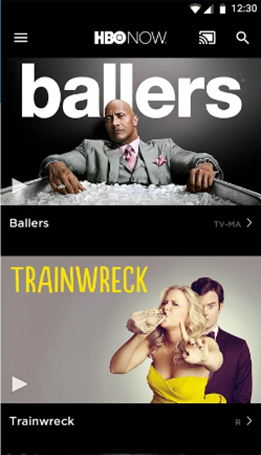 Watch Ballers on Android