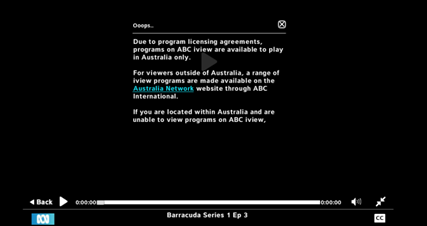abc iview restrictions