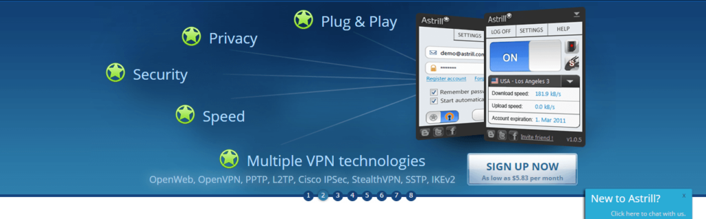 astrill dedicated ip vpn