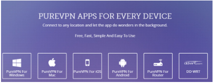 PureVPN Apps Review