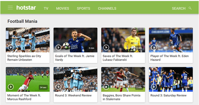 watch epl in usa with cheap price on hotstar