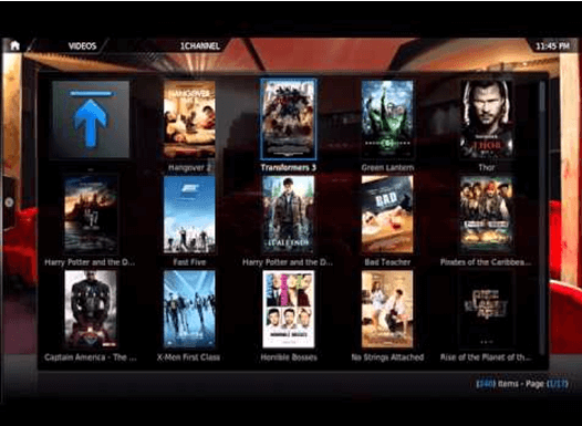 1channel kodi addon review