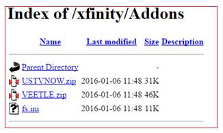 Where to Download USTVNOW Kodi Addon