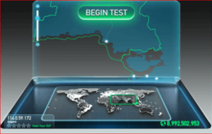 ISP speed throttling