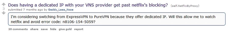 how to unblock netflix using static ip vpn