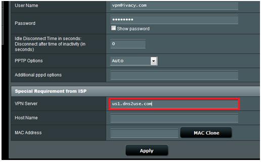 VPN Server Setup on Fire Stick