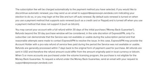 expressvpn subscription auto renewal
