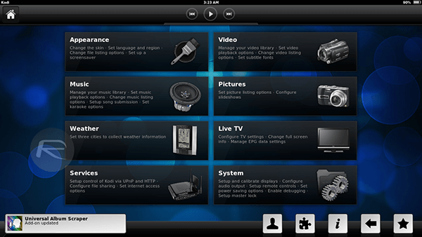 how to install kodi on ios