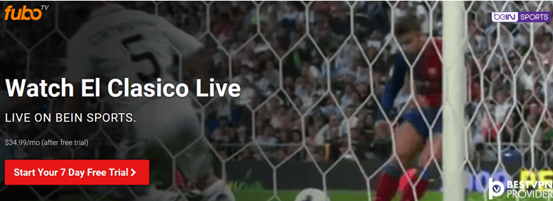 Watch Real Madrid vs Barcelona El Clasico on FuboTV