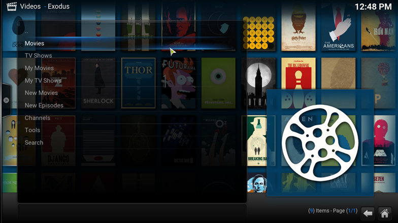 how to install exodus kodi