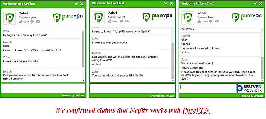 how to access usa netflix library using purevpn in malaysia