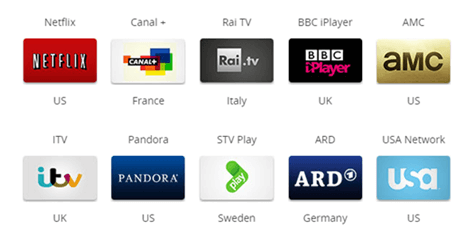Streaming TV Channels and Radio