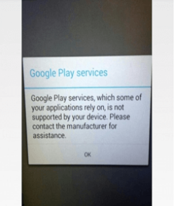 google play store banned in china