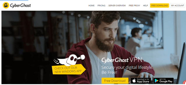 best free vpn for linux is cyberghost
