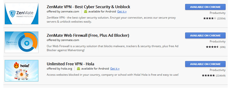best vpn for india extensions