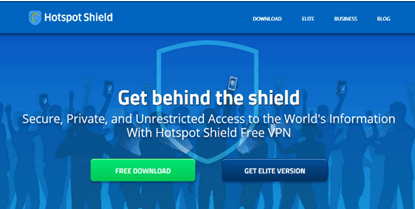 hotspot shield indian vpn extension