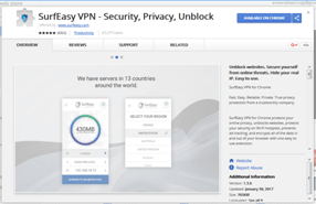 surfeasy vpn extensions review for chrome and opera