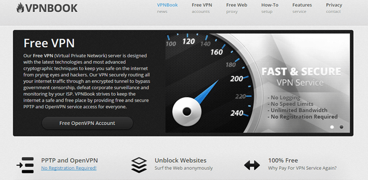 vpnbook free vpn for linux review