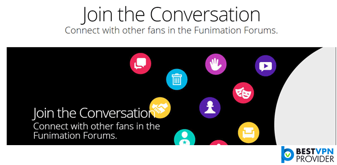 join the conversation on funimation forum