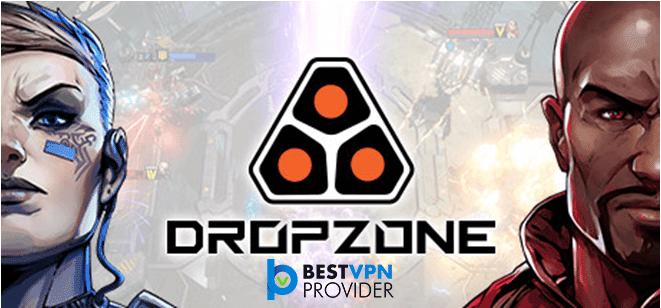 how to play dropzone on steam in asia