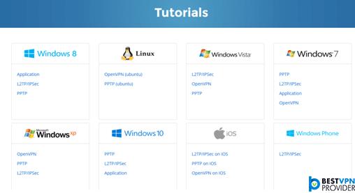 vpn.express tutorials