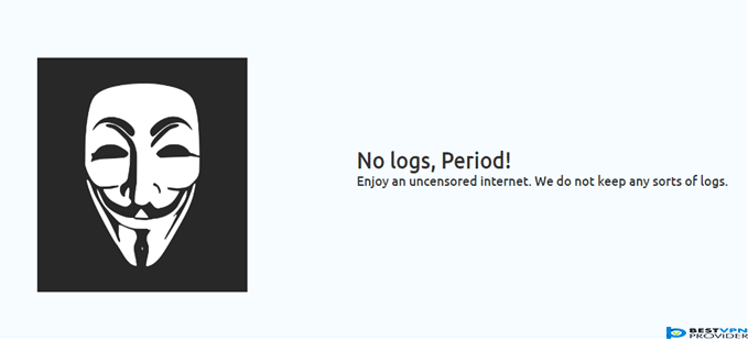 anonvpn logs review