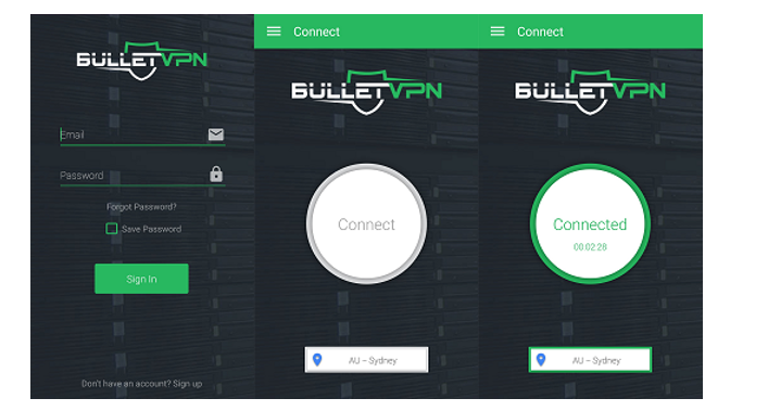 bulletvpn android review