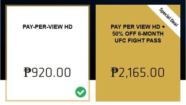 cheap ppv ufc 211 live online