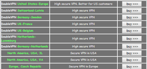vip72 high securevpn pricing