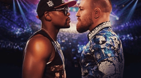 Conor McGregor vs. Floyd Mayweather Tickets and stats