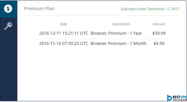 browsec premium review