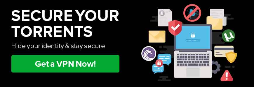 Secure your torrents